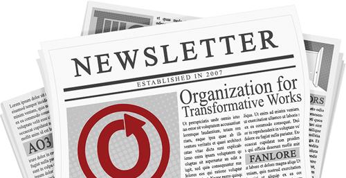 Newsletter for the OTW