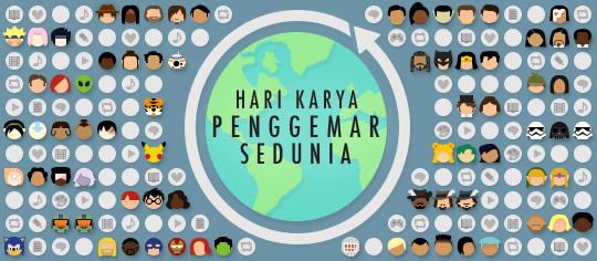 Hari Karya Penggemar Sedunia