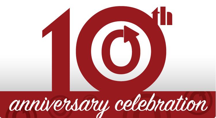 OTW 10th Anniversary Celebration