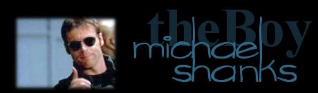 The Boy Michael Shanks Banner