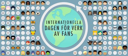 Internationella Dagen För Verk Av Fans