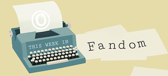 This Week In Fandom banner by vertexcat