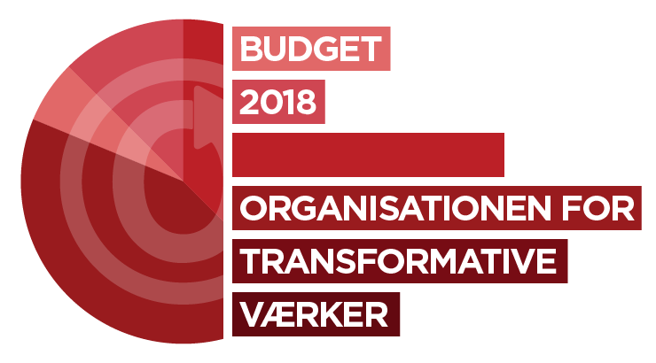 Organisationen for Transformative Værker: budget for 2018