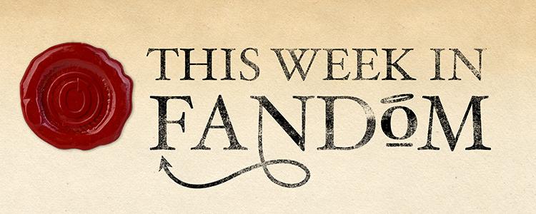 This Week in Fandom banner by Elin