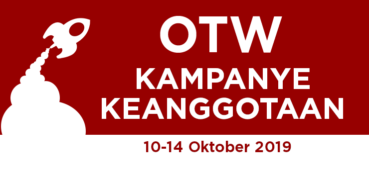 Penggalangan Dana Organisasi untuk Karya Transformatif, 10-14 Oktober 2019